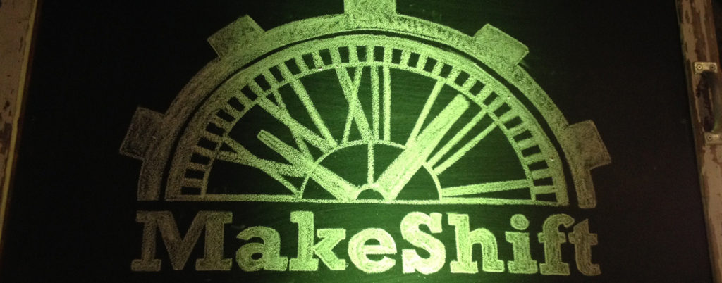 Makeshift Banner